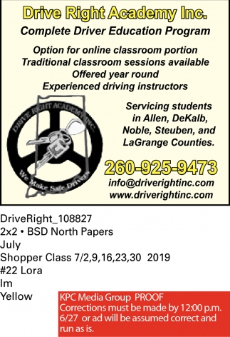 Complete Driver Education Program